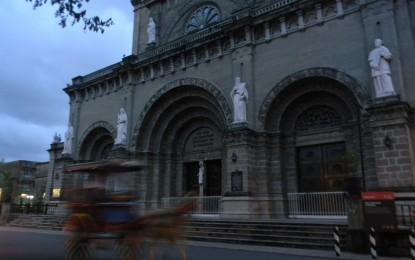 Manila Archdiocese designates 10 pilgrim churches