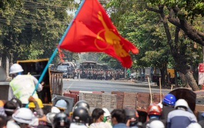 PH 'profoundly dismayed' over violence vs. Myanmar protesters