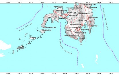 Aftershocks possible from magnitude 5.6 DavOcc quake