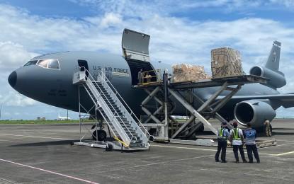 Sobejana says latest US military aid to boost AFP capabilities