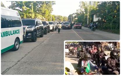 Civil society groups begin caravan for BTA extension in BARMM