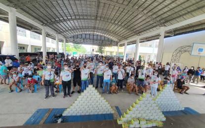 180 boys in Biñan benefit from ISDA 'Operation Tuli'