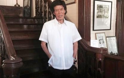 DOT mourns passing of Silay's heritage champion Ramon Hofileña
