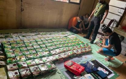 Chinese drug suspect killed, P1.5-B worth of shabu seized