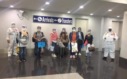DFA repatriates 7 Filipino trafficking victims from Syria